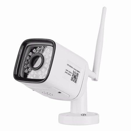720p HD WiFi Wireless Security Surveillance IP Camera System, Home Video  Monitoring Security Camera with Night Vision and Two Way Audio, Work with