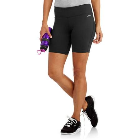 Women S Active Printed 7 Inseam Short Walmart Com