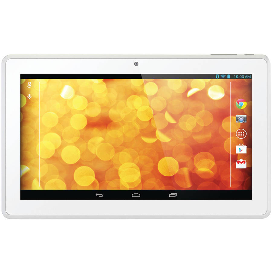 Hipstreet 10DTB12A-32SL Hipstreet 10. 1 inch Phoenix Quad Core 32 GB Bluetooth Tablet, Silver
