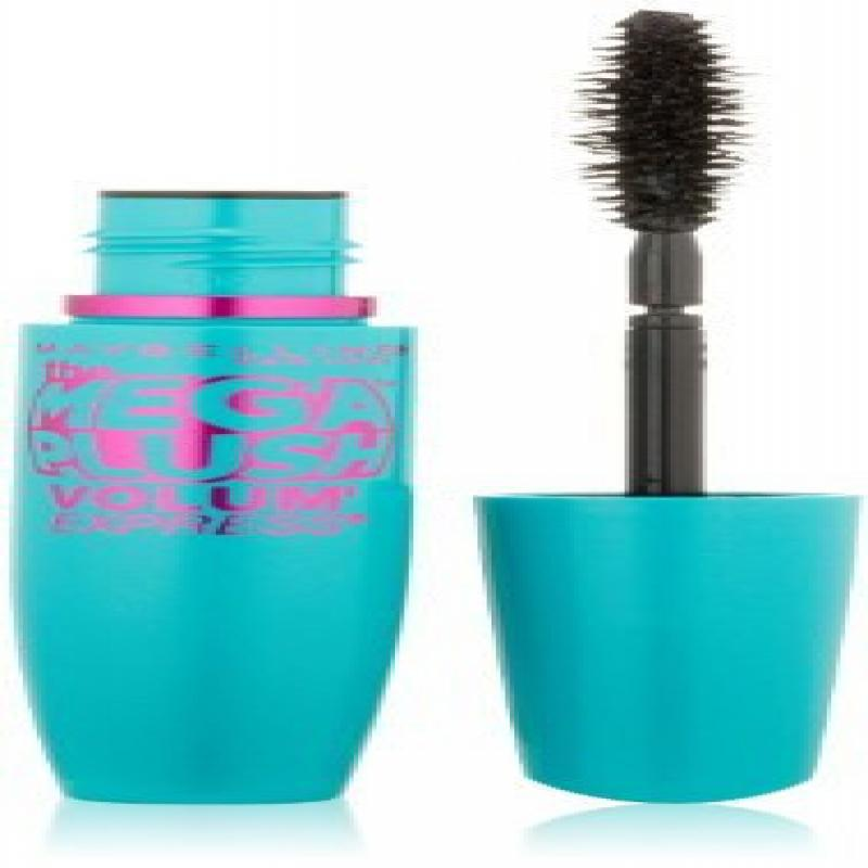Maybelline New York Volume Express Mega Plush Washable Mascara,0.3 Fluid Ounce ( 248-Navy Velvet)