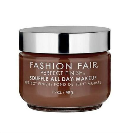 Fashion Fair Perfect Finish Souffle All Day Makeup - Blissful Bronze (Makeup Cool Bronze)