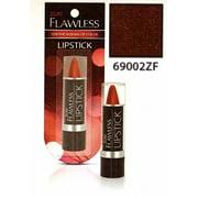 Zuri Flawless Lipstick - Dark Chocolate (Pack of 3)