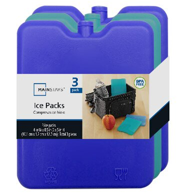 Mainstays Ice Pad, 3 Count