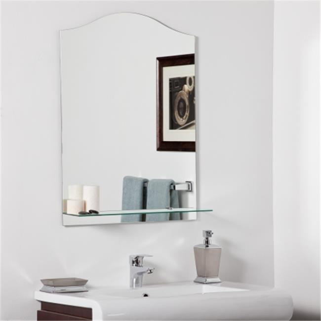 Decor Wonderland SSM105 Abigail Modern bathroom mirror