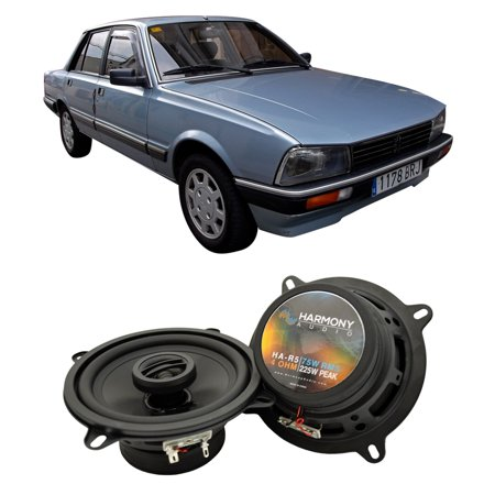 Fits Peugeot 505 1984-1991 Front Kick Panel Replacement Speaker HA-R5 Speakers