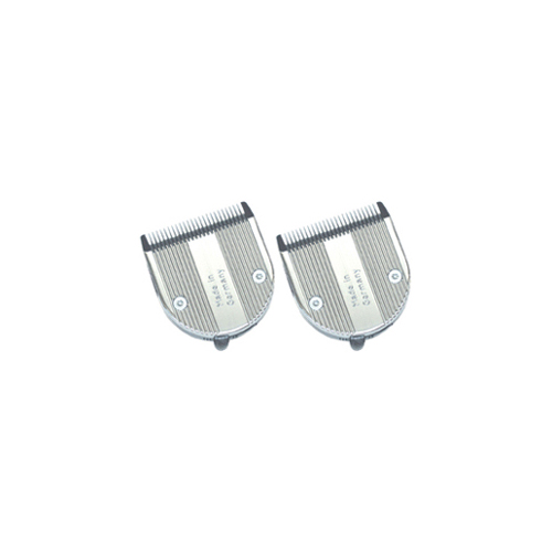 Wahl Clipper 2179-301/2-Pack Chrome Finish 2 Animal Repla...