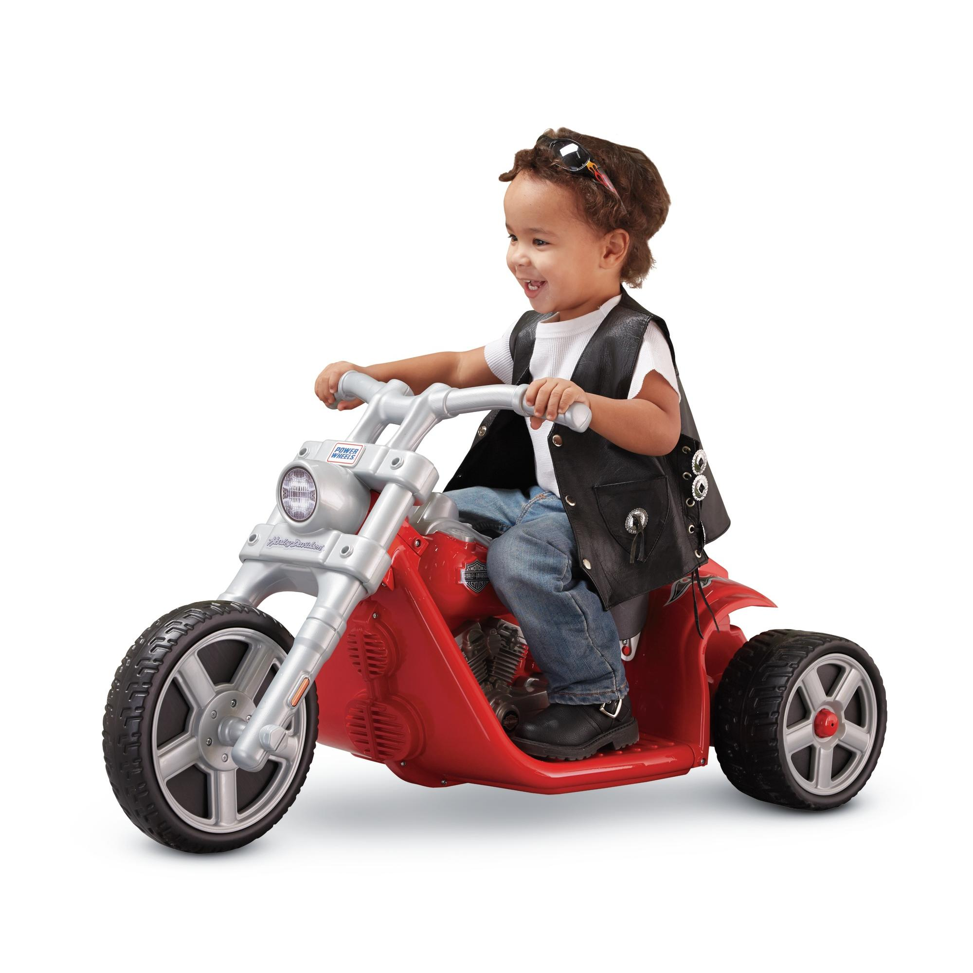 Power Wheels Harley-Davidson Rocker Refresh Ride-On by FISHER PRICE