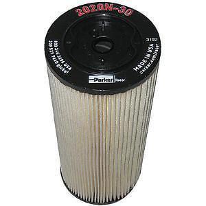 Parker Racor Fuel Filters - 2020N-30 - ELEMENT FUEL FILTER Parker Racor