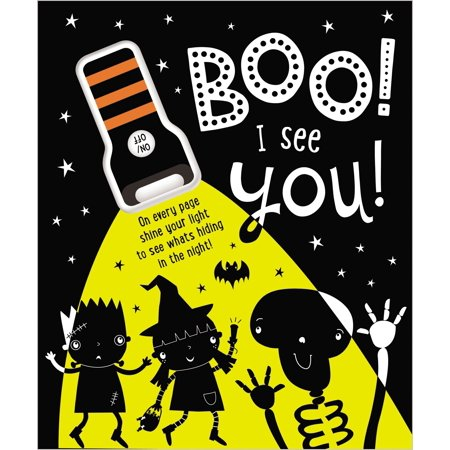 Boo! I See You!