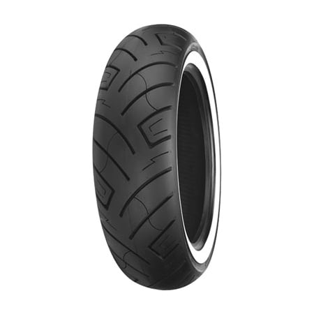 Shinko 777 Front Motorcycle Tire 9090 21 54h White Wall For Honda