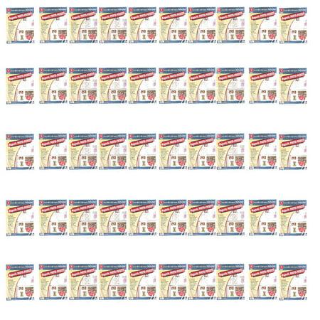 Freez-A-Frame Magnetic 8.5'' x 11'' Photo Frame Pocket Slam Proof Magnet 50 Pack](Photo Magnet)