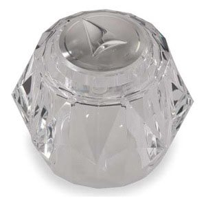 Replacement Acrylic Knob For Delta RP2392 - Single Handle Tub and Shower Faucet ()