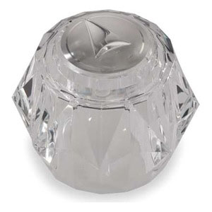 Replacement Acrylic Knob For Delta RP2392 - Single Handle Tub and Shower Faucet