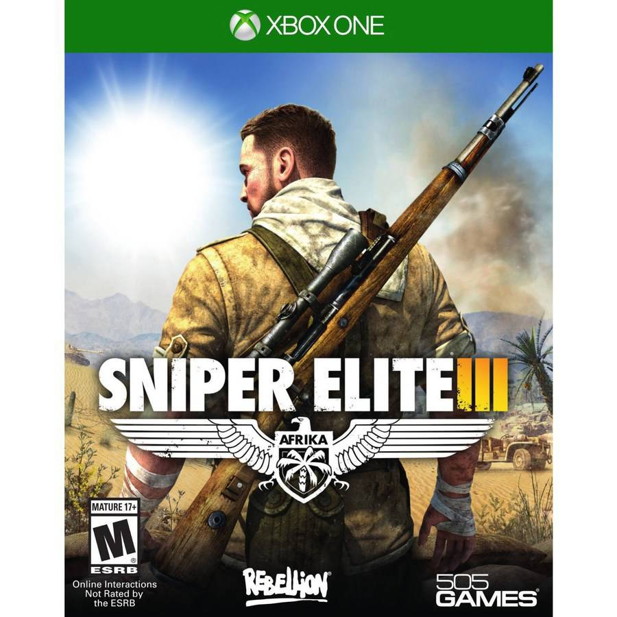 Sniper Elite III (Xbox One) - Pre-Owned