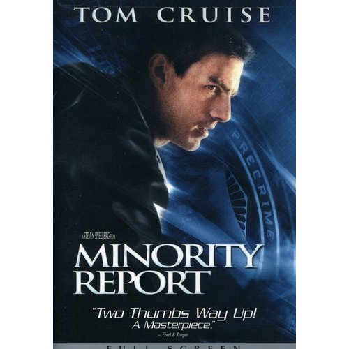 Minority Report (Full Frame)