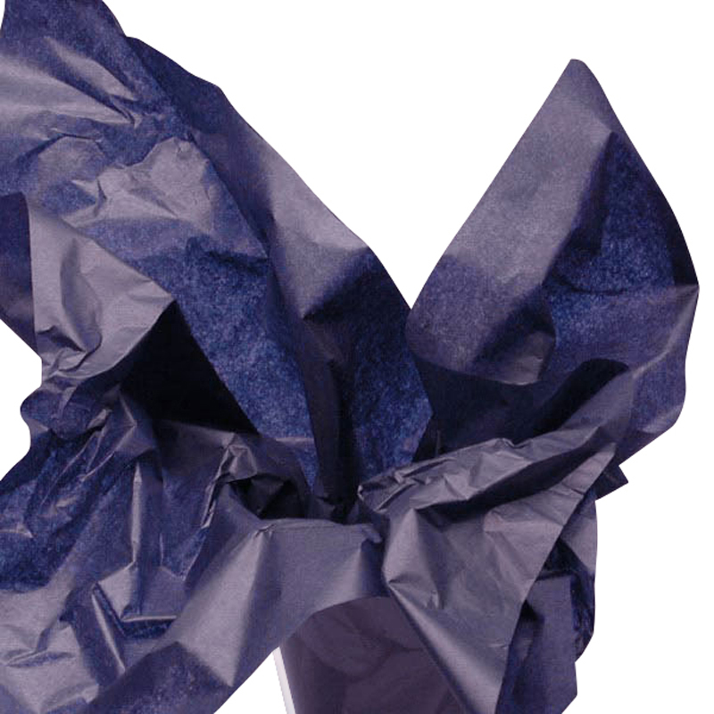 240ea - 240-20 X 30 Midnight Blue Premium Tissue Paper by Paper Mart