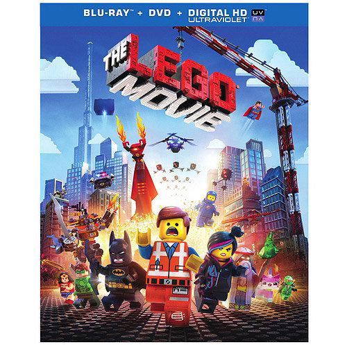 The Lego Movie (Blu-ray + DVD + Digital HD)