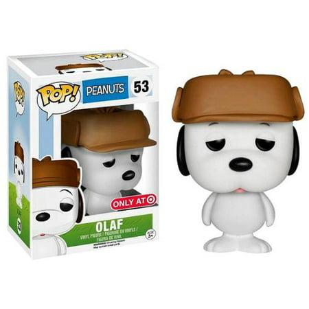 Funko Peanuts Funko POP! Television Olaf Vinyl Figure #53 (Peanuts Halloween Figures)