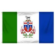Yukon Territory Flag (3 by 5 feet)