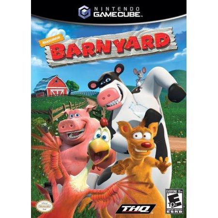 THQ - Barnyard - Gamecube
