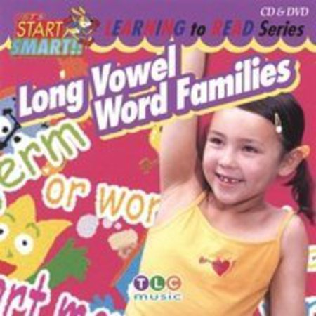 Long Vowel Word Families (CD) (Includes - Vowels Cd