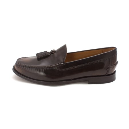 0340d035026 Cole Haan Mens Pinch Classic Tassel Leather Closed Toe Penny Loafer -  Walmart.com