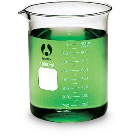 1000 Beakers (American Educational Products 7-441000 Bomex Beakers, Griffin, 1000 Ml )