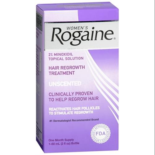 Rogaine Women's Unscented 2 oz (Pack of 2)