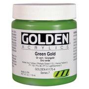 Golden Artist Colors 4 Oz Heavy Body Acrylic Color Paints