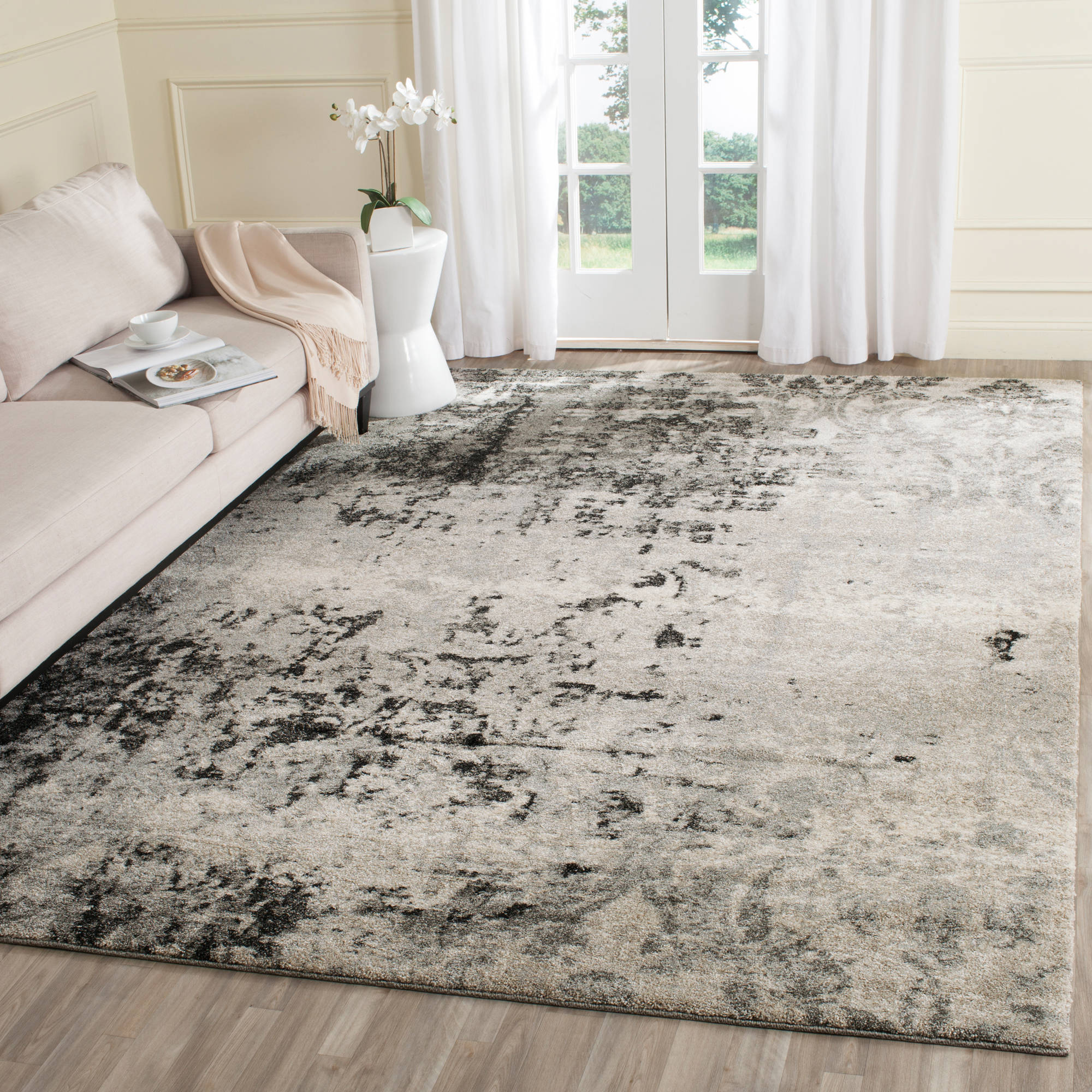 Safavieh Retro Corynn Abstract Area Rug Or Runner