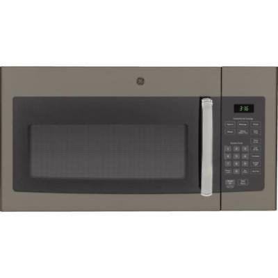 GE 1.6 Cubic Feet Over The Range Microwave Front Controls -
