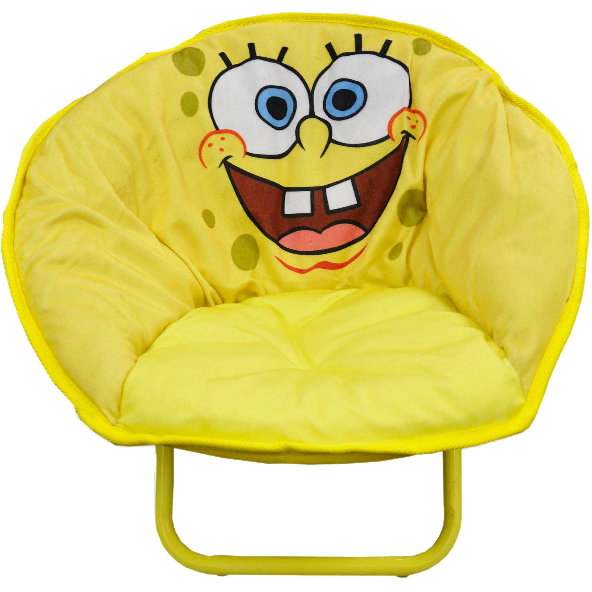 Spongbob Saucer Chair