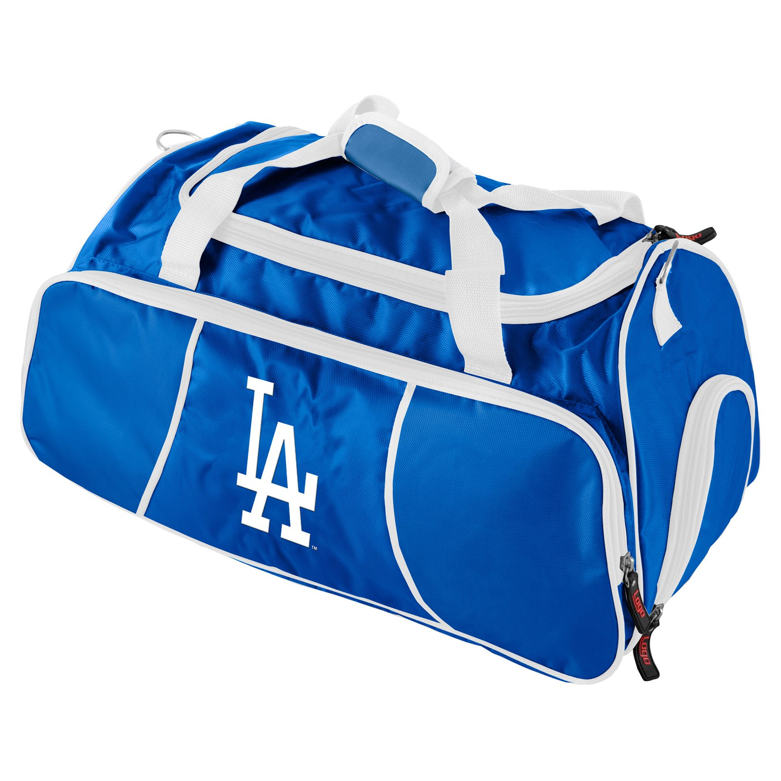 Logo Los Angeles Angels Athletic Duffle