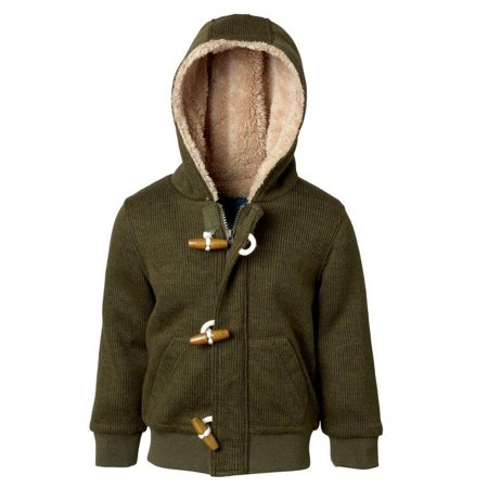 Wippette Baby Toddler Boy Sweater Toggle Jacket