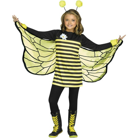 Bee My Honey Girls Child Halloween Costume - Male Bee Costume
