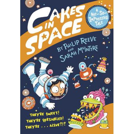 Cakes in Space by