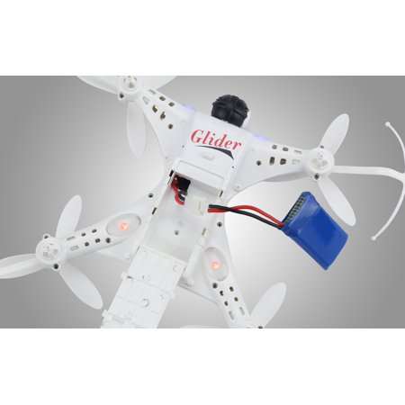 RC Drone HD Camera Quadcopter 2.4GHz Remote Control 4CH 3D Flip Over Mini Helicopter - image 5 de 8