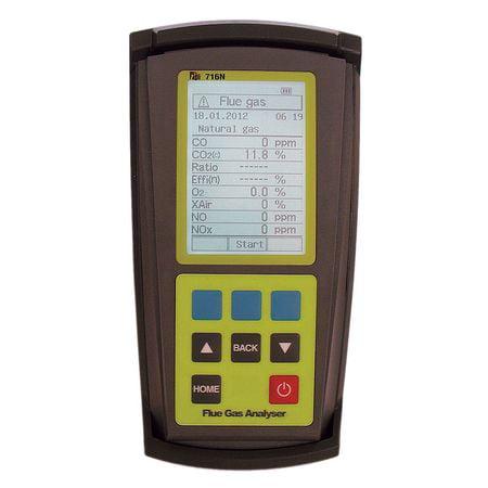 TEST PRODUCTS INTL. 716N Flue Gas (Flue Gas Analyzer)