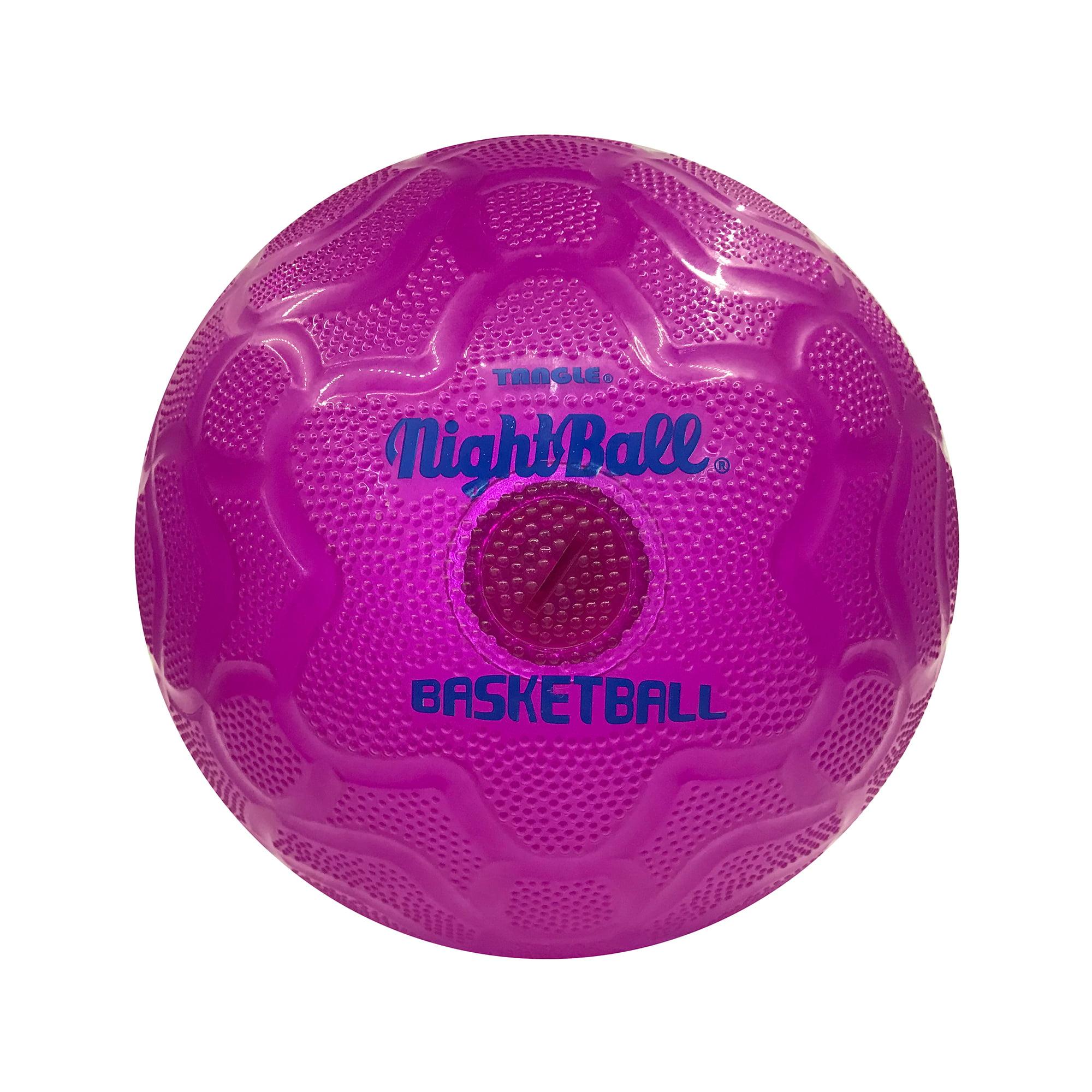 Tangle Creations - NightBall Basketball, Magenta
