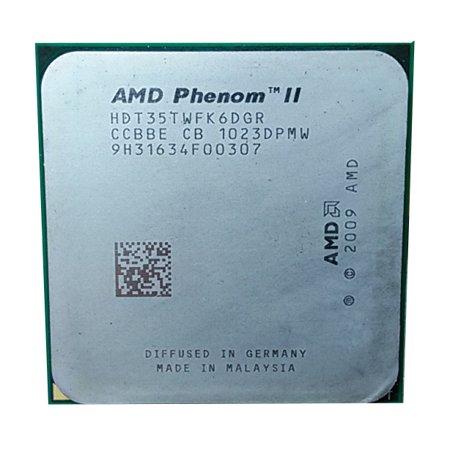 Refurbished AMD Phenom II X6 1035T 2000MHz Socket AM3 2.6GHz Desktop
