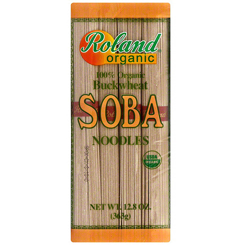 Roland Buckwheat Soba Noodles, 12.8 oz (Pack of 10)