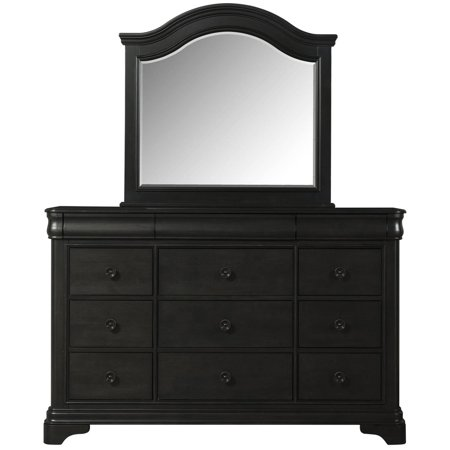 Picket House Furnishings Conley Charcoal Dresser And