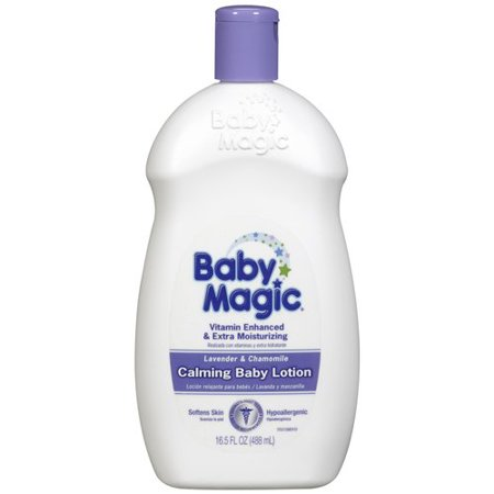 Baby Magic Calming Lavender Amp Chamomile Baby Lotion