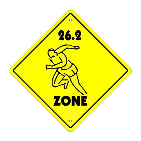 26 2 Zone Sign Xing Gift Novelty Marathon Runner Shoes Running Shorts