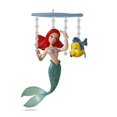Hallmark Disney Little Mermaid Ariel Keepsake Christmas Ornament for $<!---->