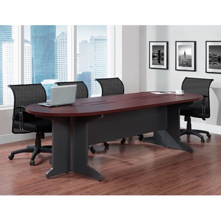 Latitude Run Elizabeth Oval Conference Table Walmartcom - Oval conference room table