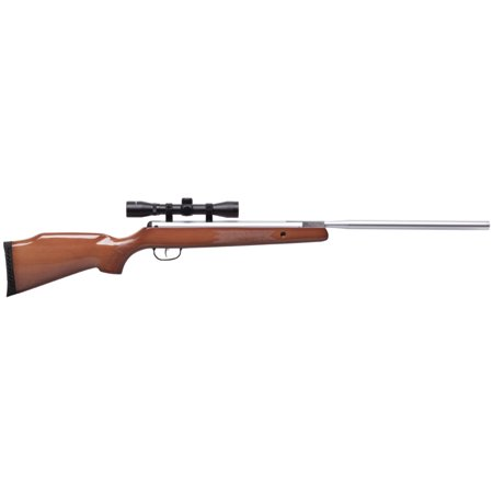 Remington 777SB .177 Caliber Nitro Mag Break Barrel Air Rifle with Scope, (Best Aftermarket Barrel For Remington 700)
