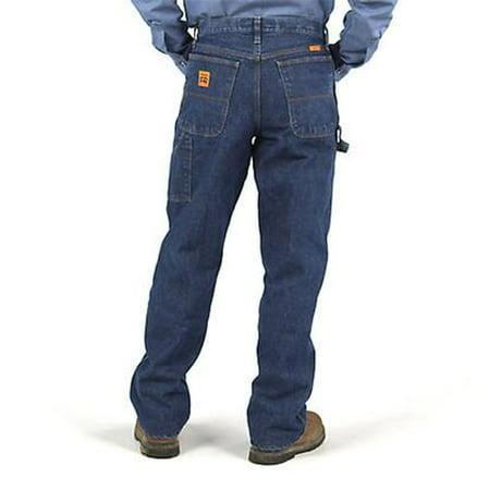 Wrangler Mens Riggs Flame Resistant Carpenter Jean