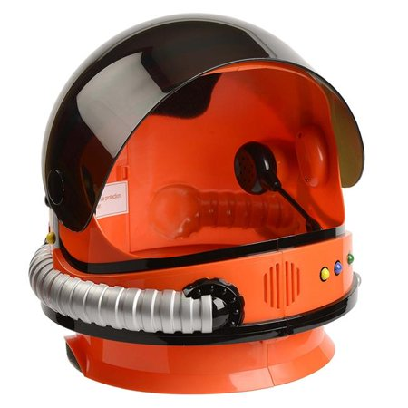 Junior Astronaut Helmet, Orange](Jr Astronaut Helmet)