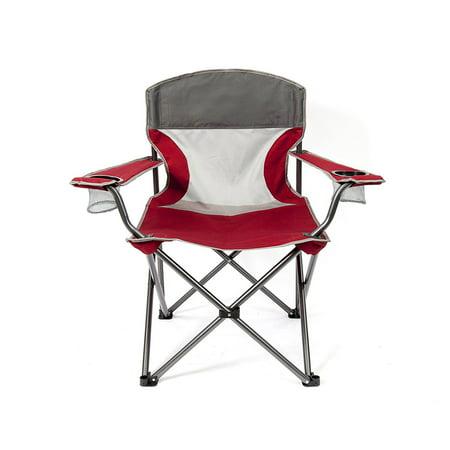 Mac Sports Heavy Duty Big Comfort Quad Xl Folding Outdoor